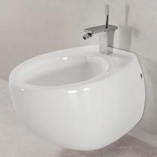 Биде подвесное Sanita Luxe Ringo белое