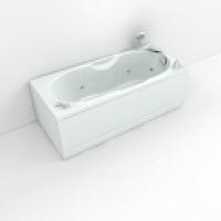 Акриловые ванны прямоугольные