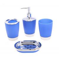 Пластиковые аксессуары для ванной комнаты
