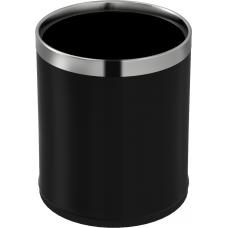 Ведро для мусора Weltwasser Axen 6 л матовый черный WW AXEN BL 6L