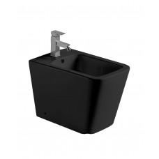 Биде напольное Weltwasser Gelbach черный матовый GELBACH 003 MT-BL