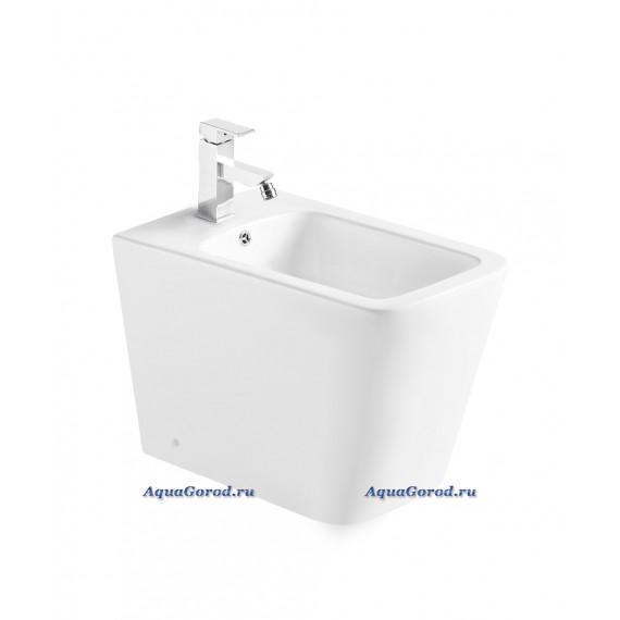Биде напольное Weltwasser Gelbach белый матовый GELBACH 003 MT-WT