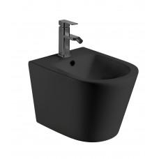 Биде подвесное Weltwasser Salzbach черный матовый SALZBACH 005 MT-BL