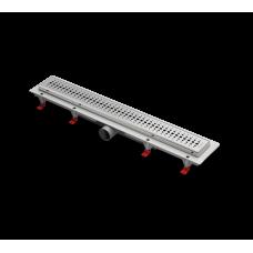 Водоотводящий желоб Alpen Basic ALP-1050/50BN глянцевый с рамкой