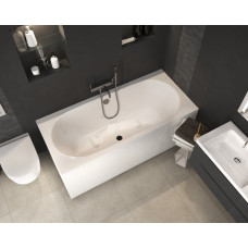 Акриловая ванна Alpen Astra B 165х75