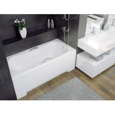 Акриловая ванна Besco Aria 160х70