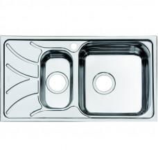 Мойка Iddis Arro S нержавеющая сталь полированная 780*440, основная чаша справа ARR78PZi77