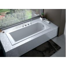 Акриловая ванна Besco Shea Slim 170x70