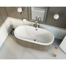 Акриловая ванна Alpen Astra O 165х75