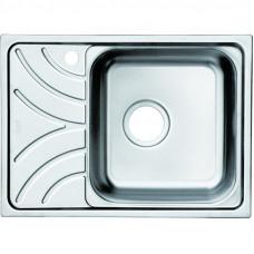Мойка Iddis Arro S нержавеющая сталь полированная 605*440 чаша справа ARR60PRi77