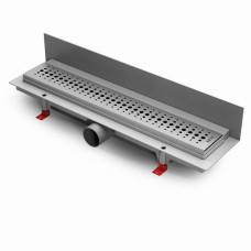 Водоотводящий желоб Alpen Basic ALP-450B2 глянцевый для монтажа вплотную к стене