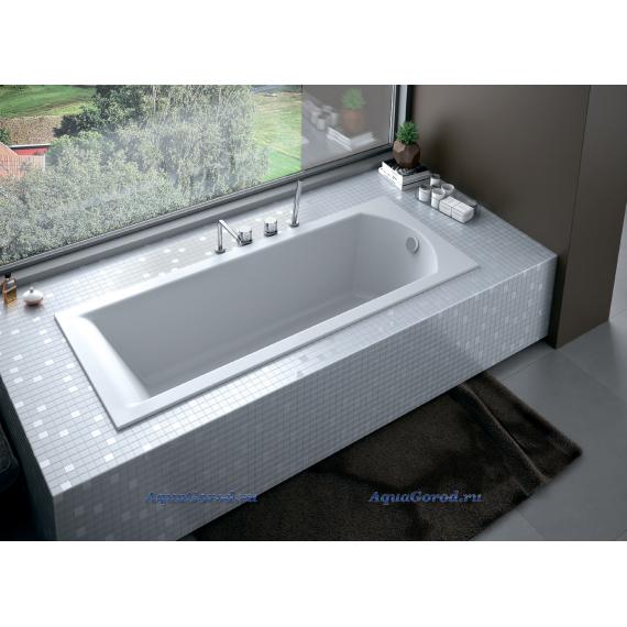 Акриловая ванна Besco Shea Slim 150x70