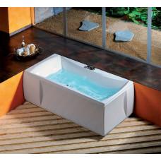 Акриловая ванна Alpen Alia 180х80